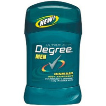 Degree Anti Perspirant Invisible Solid Extreme Blast 1.7 Oz