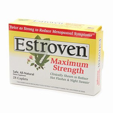 Estroven Maximum Strength Natural Menopause Relief  28 ea