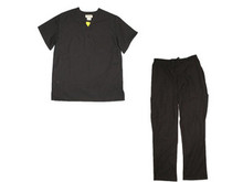 Natural Uniforms Unisex Cargo Style Scrub Set