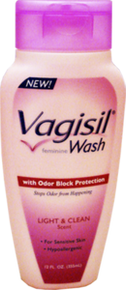 Vagisil Feminine Wash Liquid 12 oz