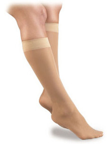 Activa Sheer Therapy Knee High Closed Toe 15-20 Compression
