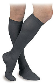 Activa Men's Dress Socks 15-20 Compression Knee High