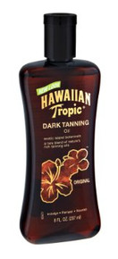 Hawaiian Tropic Dark Tanning Oil Original - 8 fl oz