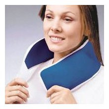 FLA Orthopedics Thermal Wrap Reusable Hot/Cold Compress Neck Size