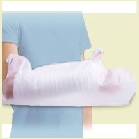 FLA Orthopedics Cast Protector Cover - Full Arm