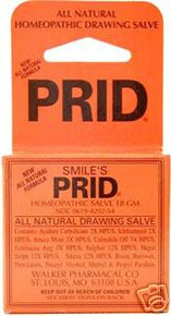Hylands Prid Drawing Salve - 18 gm Salve