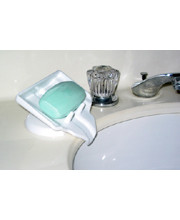WATERFALL SOAP SAVER holder No more soggy wasted mushy