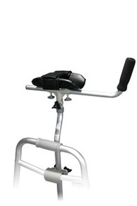 Drive Bariatric Platform Walker/Crutch Attachment - 2 ea