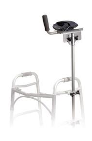 Drive Universal Platform Walker/Crutch Attachment - 2 ea