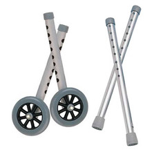 "Drive Combo Pack, Includes 1 Pair Extension Legs 5"" Wheels and 1 Pair Extension Legs"