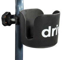 Drive Universal Cup Holder for Walkers, Rollators, and Wheelchairs