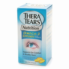 Thera Tears Nutrition for Eyes Omega-3 Supplement (90 capsules)