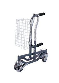 Drive Basket for use with Bariatric Obese and X-Large Anterior Safety Roller