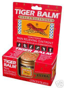 TIGER BALM OINTMENT EXTRA-STR Size: 18 GM