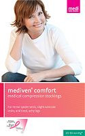 Mediven Comfort 15-20 mmHg Closed Toe Pantyhose