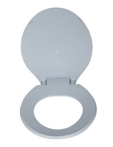 Drive Oblong Oversized Toilet Seat with Lid DRV11161-1