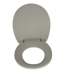 Drive Oblong Oversized Toilet Seat with Lid DRV11161N-1