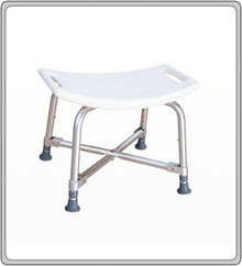 Drive K.D. Deluxe Bariatric Bath Bench without Back, Knock Down