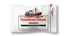 Fishermans Friend Menthol Original Extra Strong cough suppressant 38 lozenge