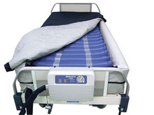 "Drive Med-Aire Plus Alternating Pressure Mattress Replacement System with Low Air Loss 36"" X 80"" X 8"" DRV14029DP"