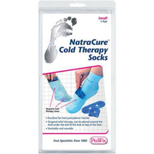 Pedifix NatraCure Cold Therapy Socks - 1 pair