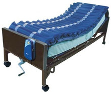 "Drive Med-Aire Alternating Pressure Mattress Overlay System with Low Air Loss 36"" x 80"" x 5"""