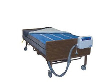 "Drive Med-Aire Plus Bariatric Alternating Pressure Mattress Replacement System 42"" x 80"" X 10"""
