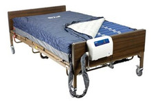 "Drive Med-Aire Plus Bariatric Alternating Pressure Mattress Replacement System 48"" x 80"" X 10"""