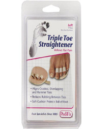 Pedifix Triple-Toe Straightener