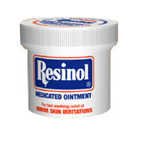 Resinol Medicated Ointment Jar - 3.3 Oz