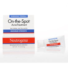 Neutrogena On-The-Spot Acne Treatment Vanishing Cream