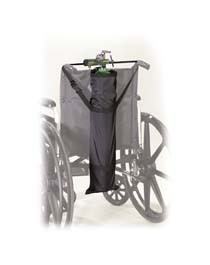 Drive Universal Oxygen Cylinder Carry Bag for Wheelchair
