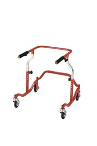 Drive Pediatric Wenzelite Posterior Safety Roller