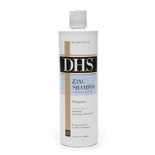 Dhs Zinc Shampoo 16 oz, Controls symptoms of Dandruff Sebhorrheic Dermatits