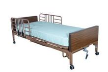 Drive Half Length Bed Rail Tool Free Adjustable Width - 1 pr