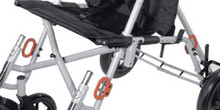 Drive Bus Transit Tie-Downs for Trotter Mobility Chair