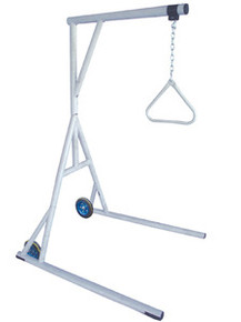 Drive Bariatric Standing Trapeze with Base