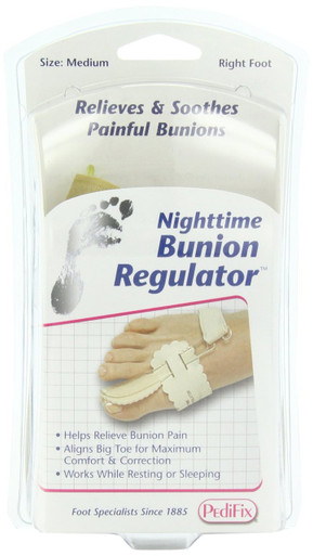 Pedifix Bunion Hallux Valgus Regulator NightSplint