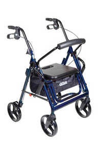 Drive   Duet Transport Chair/Rollator Duet Transport Chair/Rollator