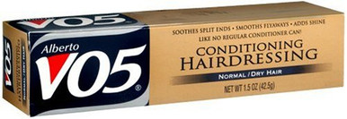 Alberto VO5 Hair Dressing for Normal & Dry Hair 1.5 Oz