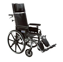 Drive 20'' Viper Plus Full Reclining - Deluxe High Strength, Lightweight, Dual Axle
