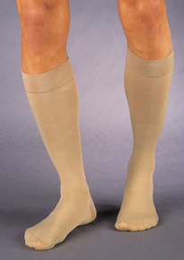 Relief 20-30 Compression Closed Toe Knee High