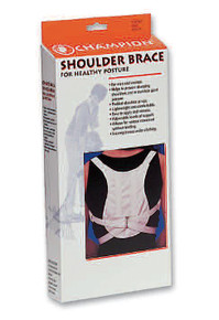 TRUFORM 6147 Champion Shoulder Brace for Healthy Posture Support