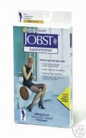Jobst UltraSheer Closed Toe Pantyhose 8-15 Compression