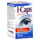 ICaps Lutein/Zeaxanthan Tablet 120ct