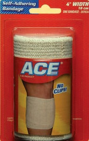 "ACE 4"" Self Adhering Bandage"