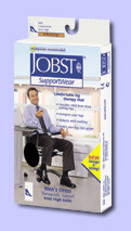 Jobst Mens 8-15 Compression Dress Knee High