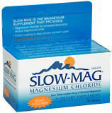 Slow-Mag Tablets With Calcium 60ct
