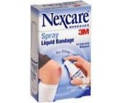 Nexcare No Sting Liquid Bandage Spray, new formula  - 0.61 Oz