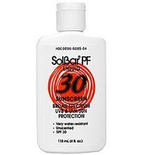 SolBar PF Sunscreen Liquid SPF 30 with Broad - Spectrum UVB & UVA